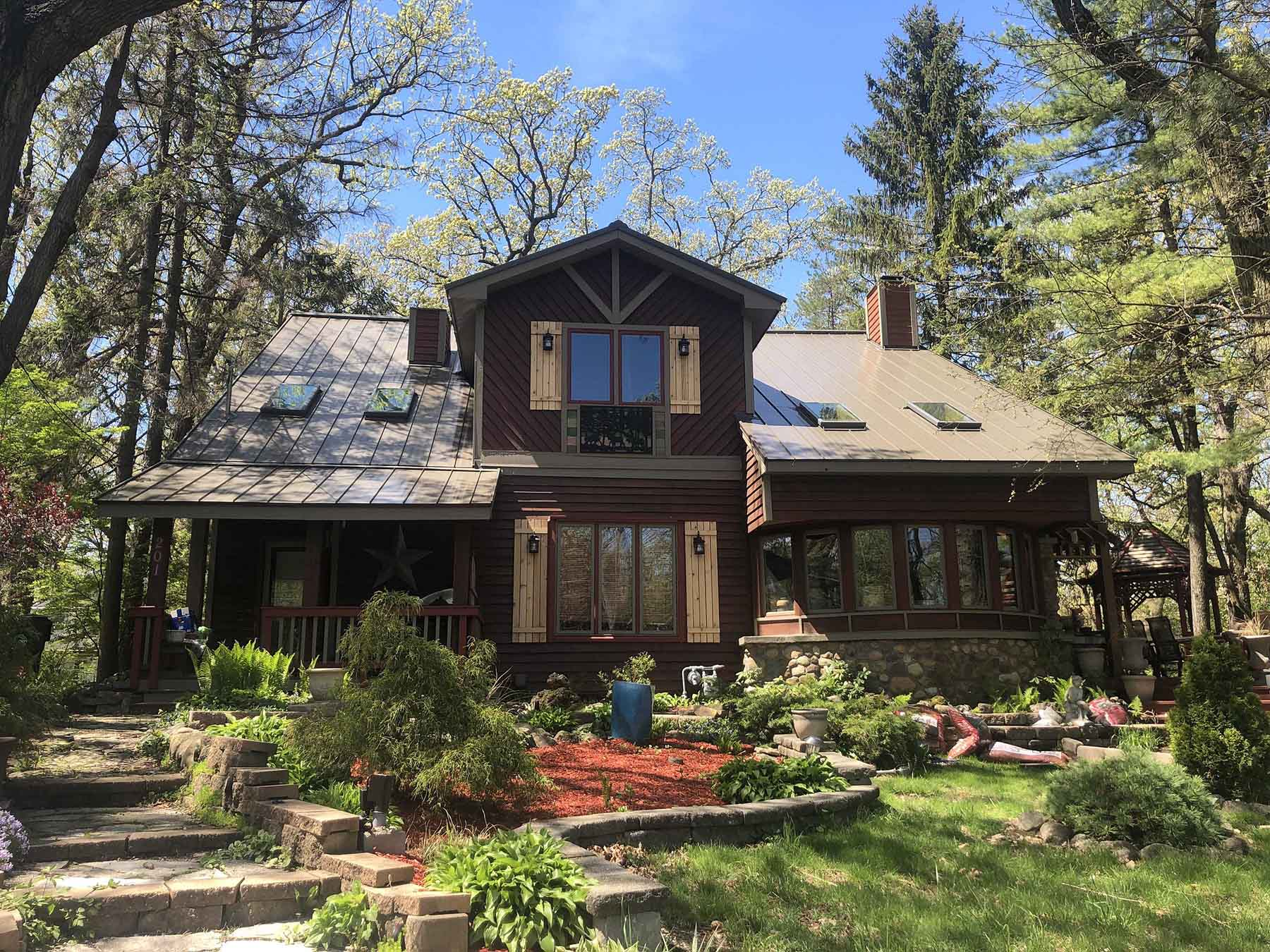 Roofing Contractor Wheaton